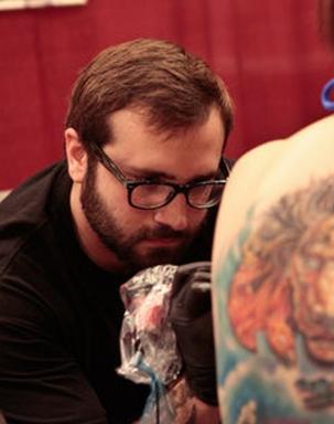 Max Egy Staff Bohemian Tattoo Club